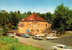 Gasthaus zur Schießstätte in den 50er Jahren