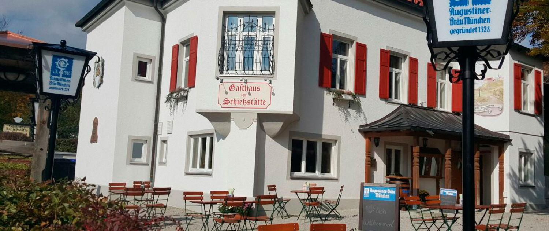 Gasthaus zur Schießstätte Foto Front